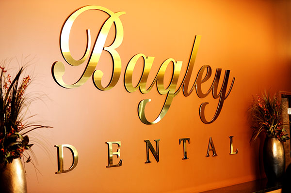 Front desk at Bagley Dental, dentist office in Pasco, WA