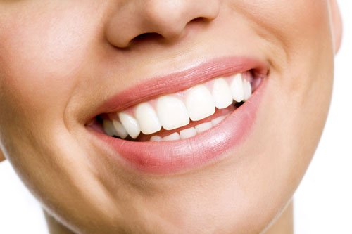 a patient who has had teeth whitening at Pasco, WA